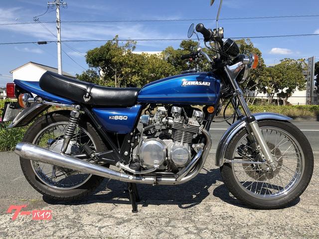 KAWASAKI Z650 | 1977 | BLUE | 14,321 km | details | Japanese