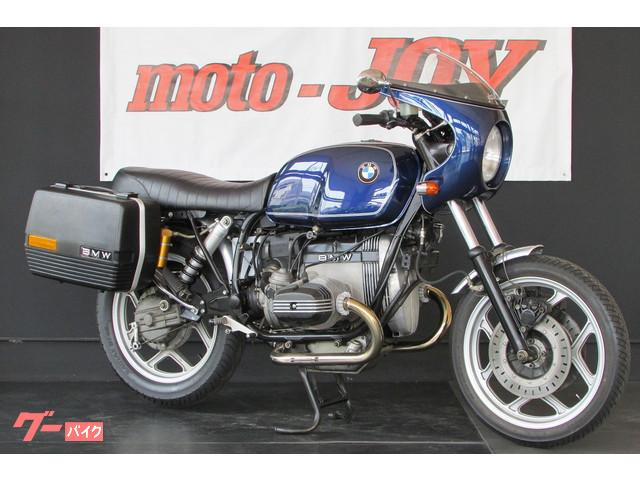 BMW BMW R100RT | 1988 | BLUE/NAVY | 40,219 km | details