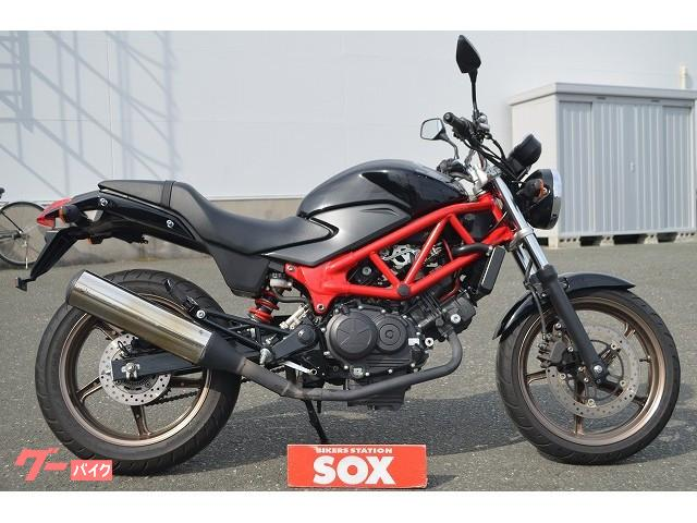 HONDA VTR250 | 2015 | BLACK/RED | 23,787 km | details
