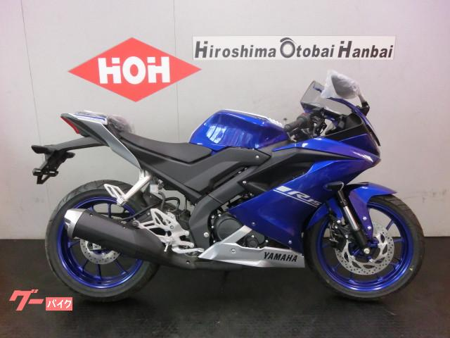 YAMAHA YZF-R15   New Bike   BLUE   ― km   details   Japanese used
