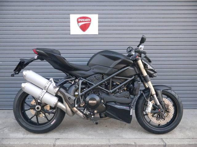 Ducati Streetfighter Black Ducati Streetfighter 848