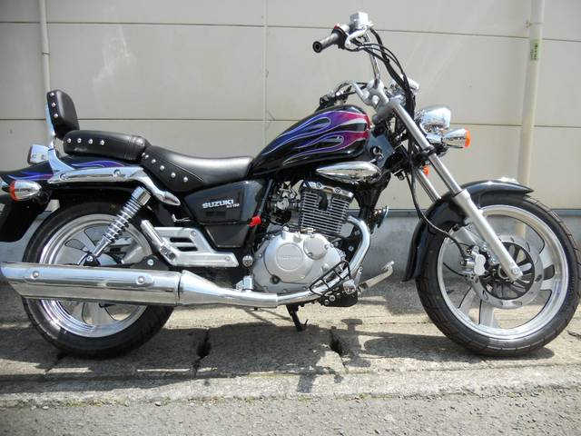 SUZUKI GZ150 | New Bike | BLACK | ― km | details ...