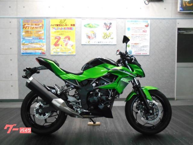 Harga bekas Kawasaki Z250SL, jabang bajul miring bikin