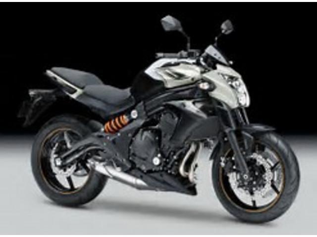 Kawasaki Er 6n New Bike Blackwhite Km Details Japanese