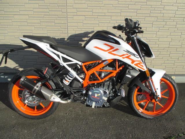 Ktm ktm 390 duke new bike white km details japanese used motorcycles goobike english - Image de moto ktm ...