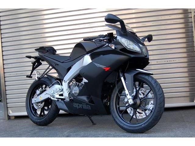 aprilia aprilia rs4 125 new bike black km details japanese used motorcycles. Black Bedroom Furniture Sets. Home Design Ideas