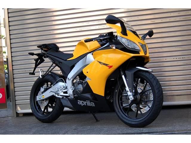 aprilia aprilia rs4 125 new bike yellow km details japanese used motorcycles. Black Bedroom Furniture Sets. Home Design Ideas