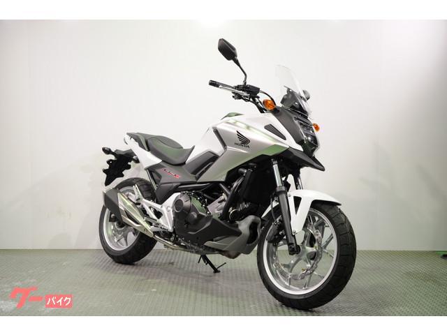 Honda Nc750x New Bike White Km Details Japanese Used