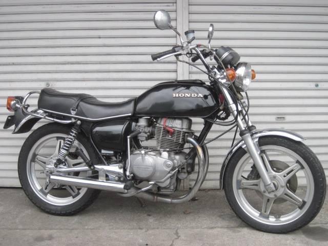ホンダ・250T