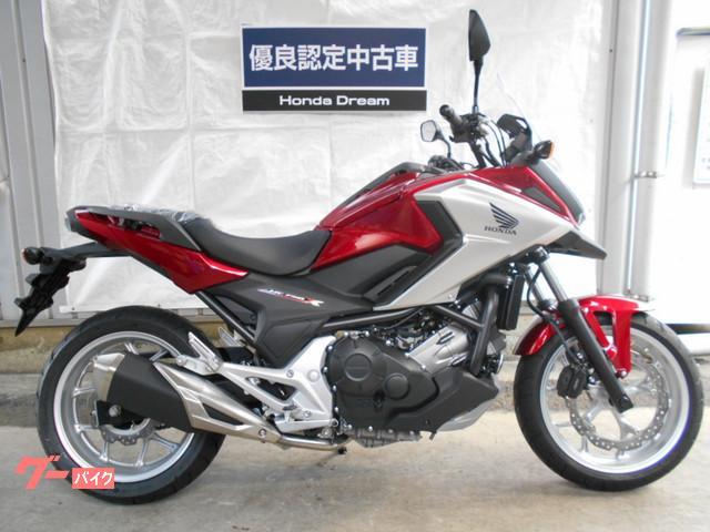 Honda Nc750x 2019 Red M 1 Km Details Japanese Used