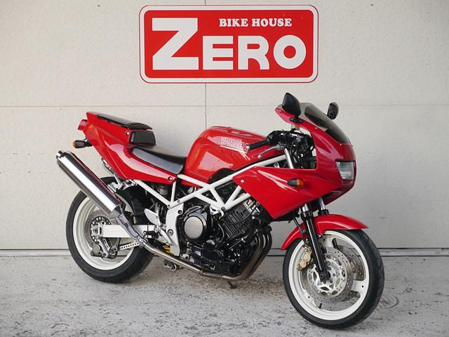 Yamaha trx850 1995 red 17 813 km details for Yamaha yes warranty