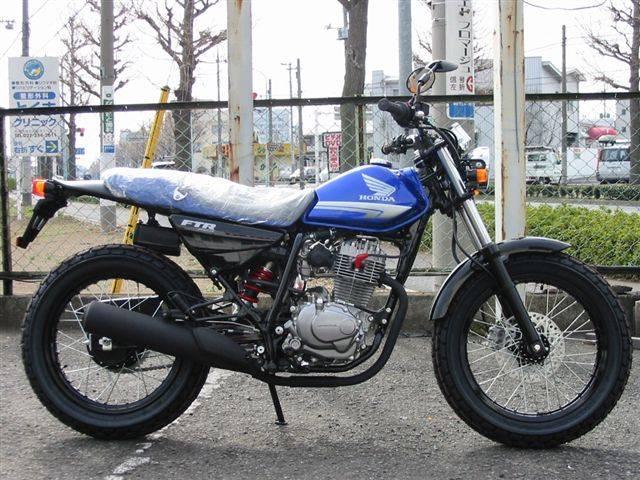 Honda Ftr223 Dx New Bike Blue ― Km Details