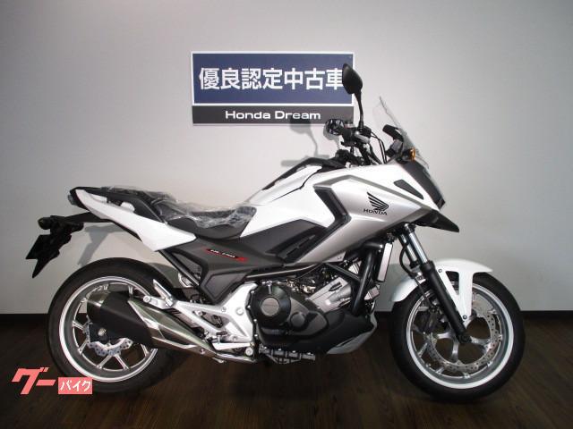 Honda Nc750x 2019 Pearl White 2 Km Details Japanese Used