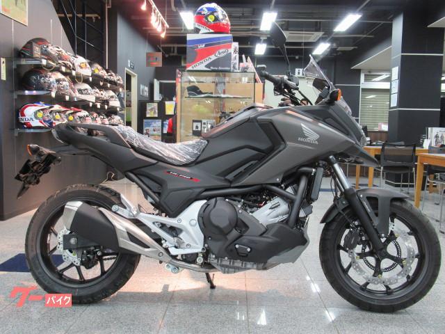 Honda Nc750x Dct New Bike Gray Km Details Japanese Used