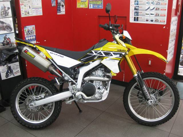 Yamaha wr250r 2013 yellow 2 291 km details for Yamaha yes warranty