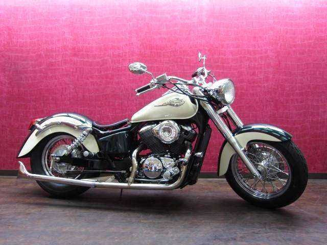honda shadow 4001998
