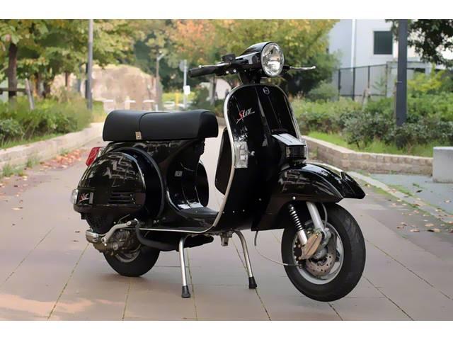 lml lml star deluxe 4s 200 new bike black km details japanese used motorcycles. Black Bedroom Furniture Sets. Home Design Ideas