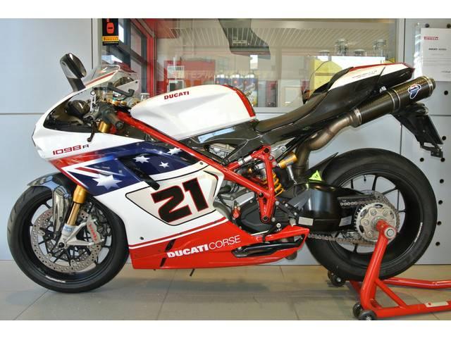 نمایش پست :موتور سنگین   Ducati 1098 R
