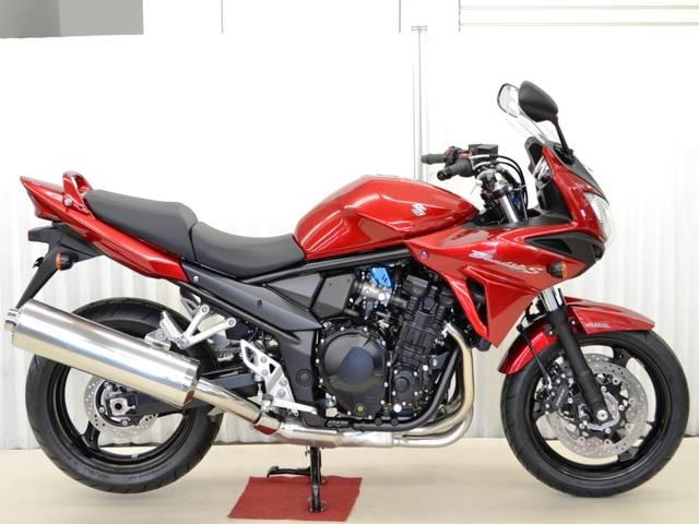 SUZUKI BANDIT 1250 S ABS