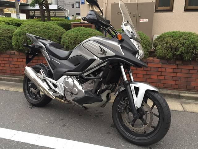 ホンダ NC700X レンタルバイク