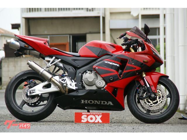 Honda Cbr600rr 2005 Red 21 915 Km Details Japanese Used