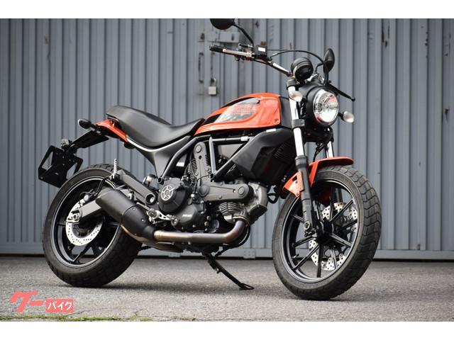 Ducati Scrambler Sixty2 2016 Model Naked / Roadster Motor