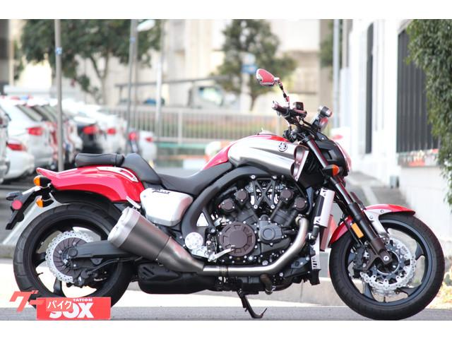YAMAHA VMAX | 2017 | RED | 77 km | details | Japanese used