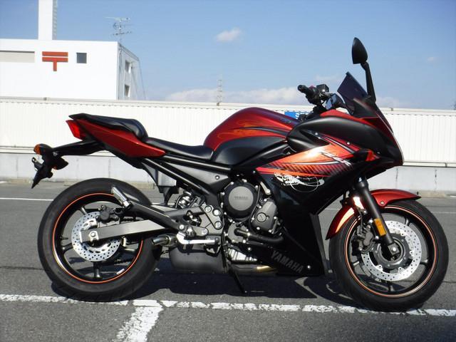 YAMAHA FZ6R | 2011 | ORANGE/BLACK | 20,153 km | details | Japanese ...