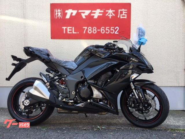 Kawasaki Ninja 1000 New Bike Black M Km Details Japanese