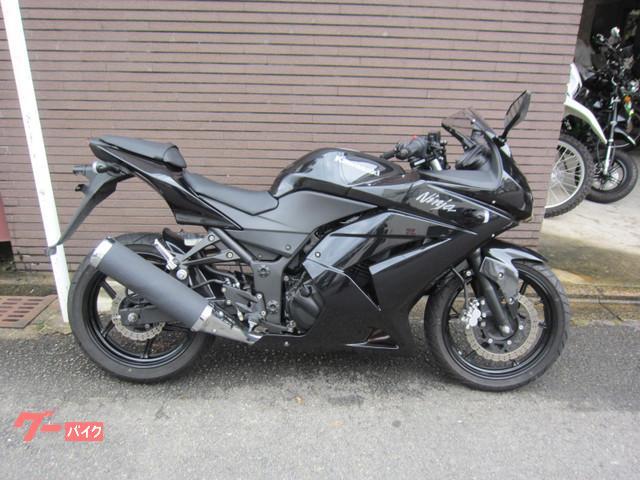 Kawasaki Ninja 250r 2011 Black 9828 Km Details Japanese