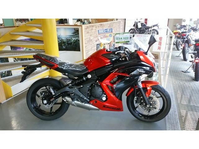 Kawasaki Ninja 400 New Bike Special Color Km Details