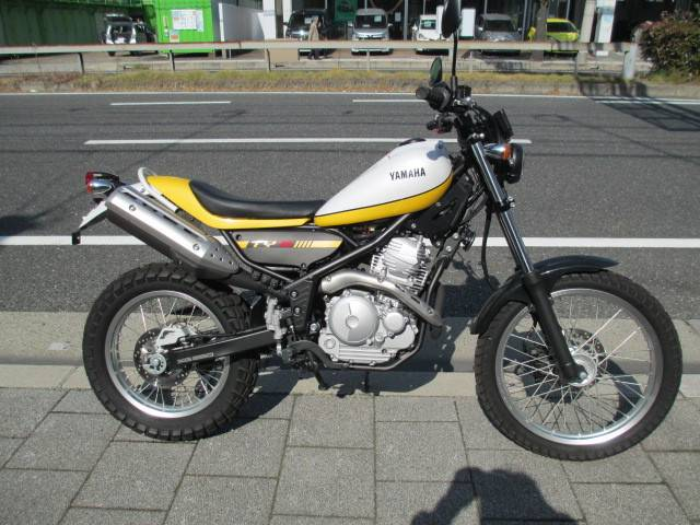 Yamaha tricker special color 207 km details for Yamaha yes warranty