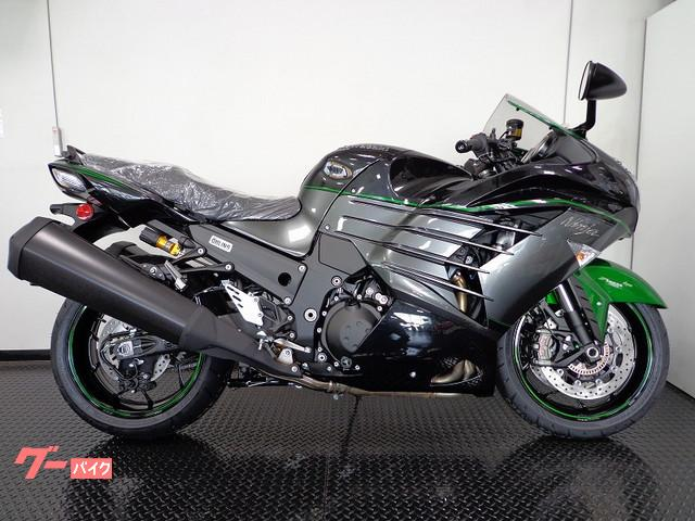 Kawasaki Ninja Zx 14r New Bike Blackgreen Km Details