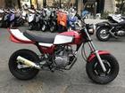 Ape50 CBX仕様 2型赤白カラー