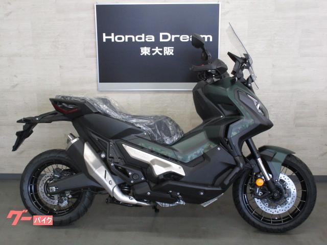 HONDA X-ADV | New Bike | GREEN M | ― km | details | Japanese
