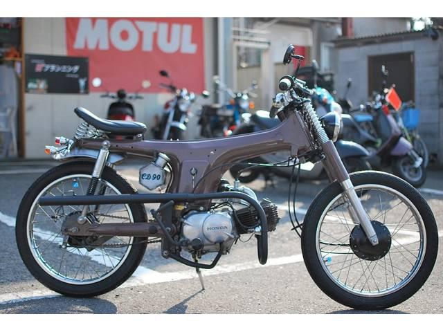 honda benly cd90 special color 5 km details japanese used motorcycles goobike exchange. Black Bedroom Furniture Sets. Home Design Ideas