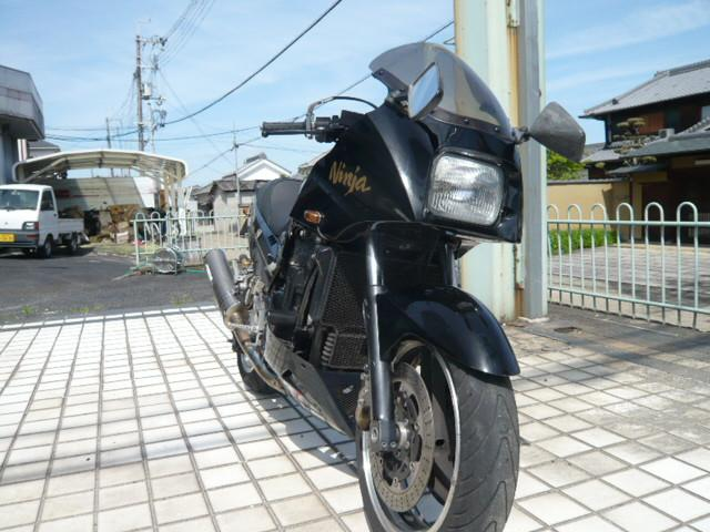 車両情報:カワサキ GPX750R | 奈...