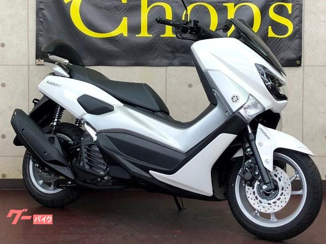 Yamaha Nmax New Bike Each Color Km Details
