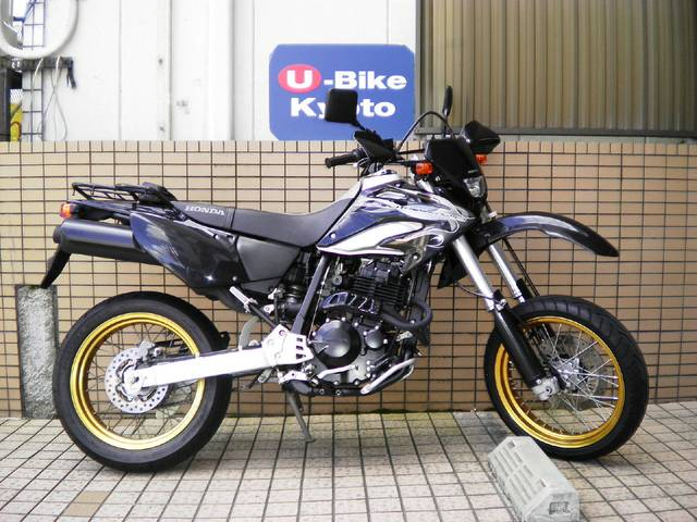 honda xr400 motard 2008 black 9 291 km details. Black Bedroom Furniture Sets. Home Design Ideas
