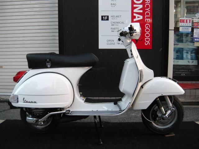 Vespa Vespa Px150 New Bike White ― Km Details