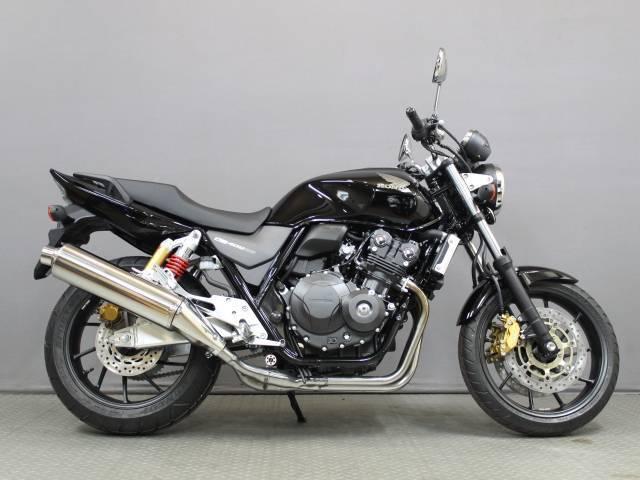 honda cb400 super four vtec revo   new bike   black   ― km HB73