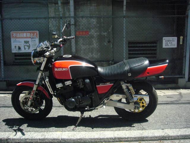 車両情報:スズキ GSX400インパル...