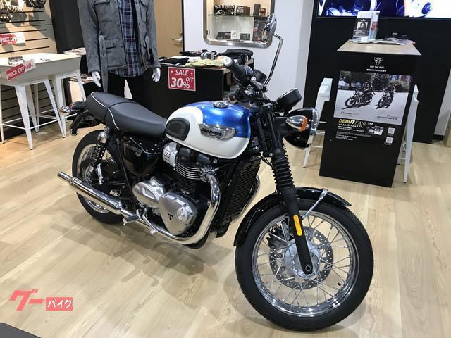 ボンネビルT100