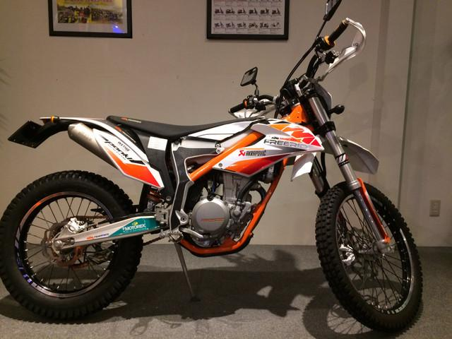 ktm ktm freeride 350 2013 white iii 192 km details. Black Bedroom Furniture Sets. Home Design Ideas