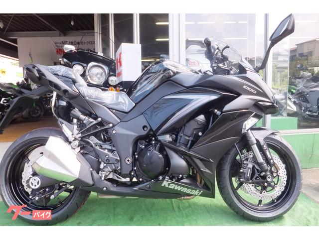 Kawasaki Ninja 1000 New Bike Black Km Details Japanese