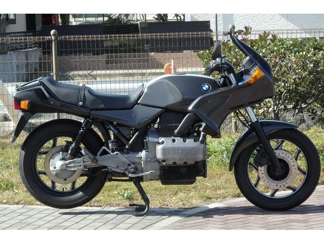 Bmw Bmw K75s 1988 Gray Ii 50 900 Km Details Japanese Used