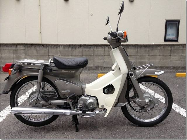 HONDA SUPER CUB C90 CUSTOM