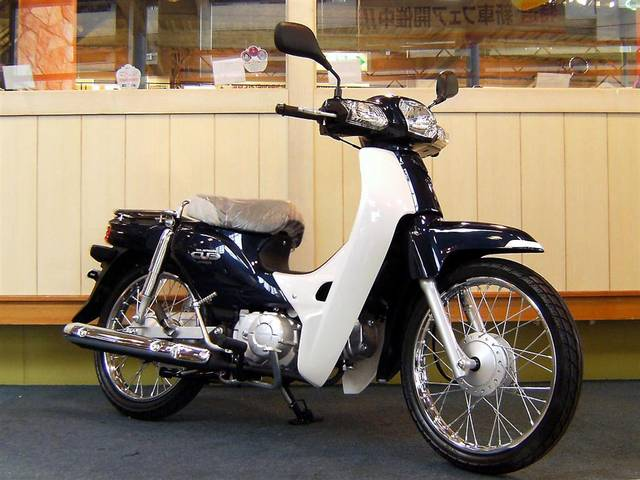 GooBike Exchange- HONDA SUPER CUB 110 | New Bike | ― km | details