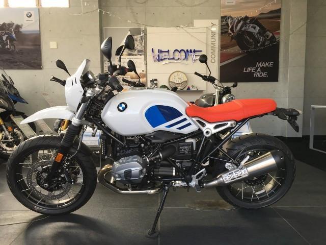 Bmw Bmw R Ninet Urban G S New Bike Triko Km Details