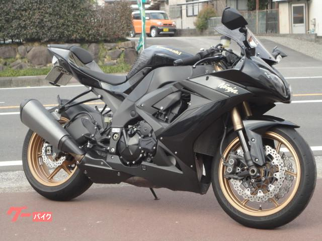 Kawasaki Ninja Zx 10r 2012 Blackgold 11794 Km Details